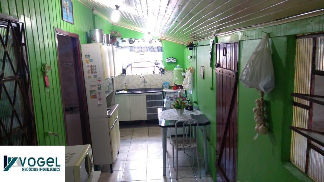 casa  com 1 dormitório(s) localizado(a) no bairro feitoria em são leopoldo / são leopoldo  - 32011458