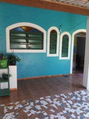casa com 1 quarto em bairro comercial, itanhaém-sp - 5155/p