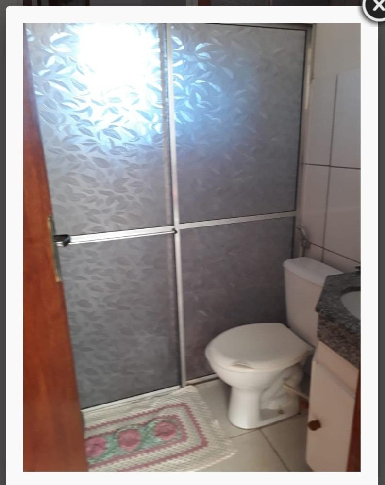 casa com 10 cômodos e 2 banheiros em bonito-ms