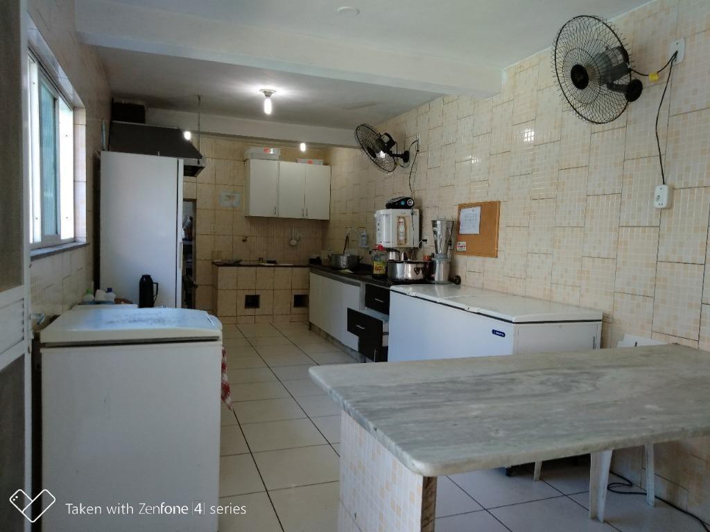 casa com 18 dormitórios à venda, 450 m² - ca0288