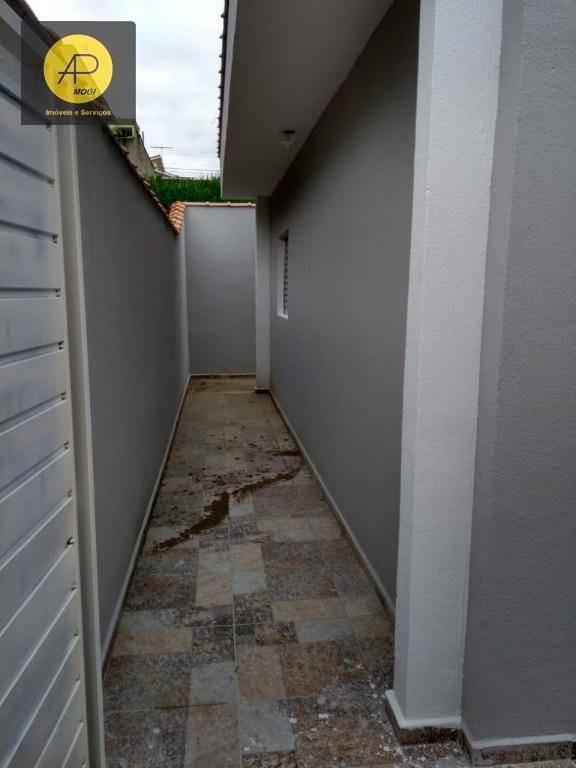 casa com 2 dorm à venda, 55 m² - vila suissa - mogi das cruzes/sp - ca0074