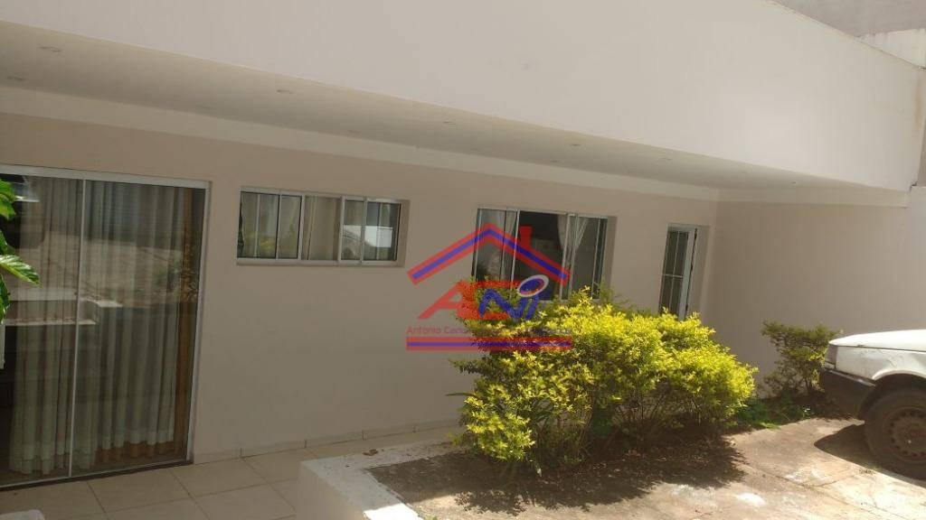 casa com 2 dormitórios, 100 m² - jardim amanda i - hortolândia/sp - ca0063