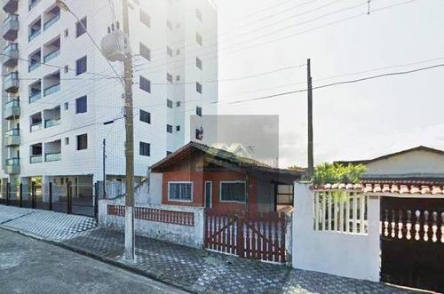 casa com 2 dormitórios à 100 metros da praia, mongaguá/sp - ca0157