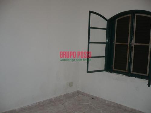 casa com 2 dormitórios - 8 vagas na garagem - sa447