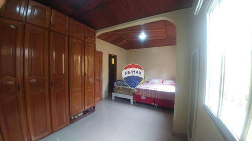 casa com 2 dormitórios, 90 m² - atalaia - ananindeua / pa - ca0180