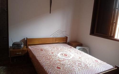 casa com 2 dormitórios com suite + edicula no jardim real praia grande