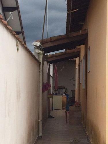 casa com 2 dormitórios em itanhaém, lado praia - ref 3491-p