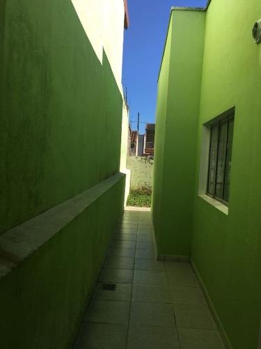 casa com 2 dormitórios em peruíbe-sp, lado praia!!!