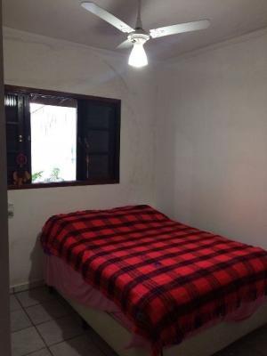 casa com 2 dormitórios, entrada + parcelas, itanhaém-sp!!!