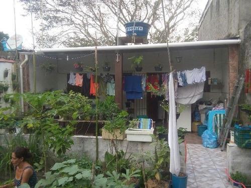 casa com 2 dormitórios na praia, itanhaém - ref 3361-p