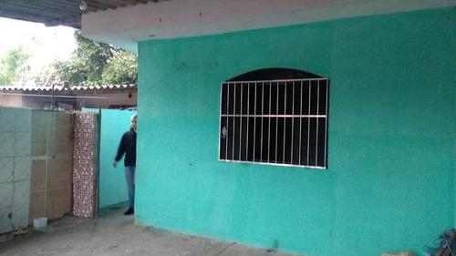 casa com 2 dormitórios no jardim das palmeiras, itanhaém-sp