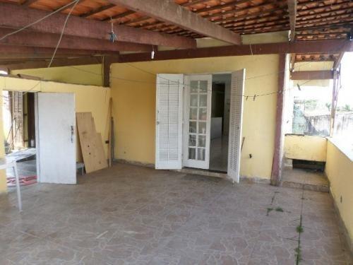 casa com 2 dormitórios no lado praia, itanhaém-sp