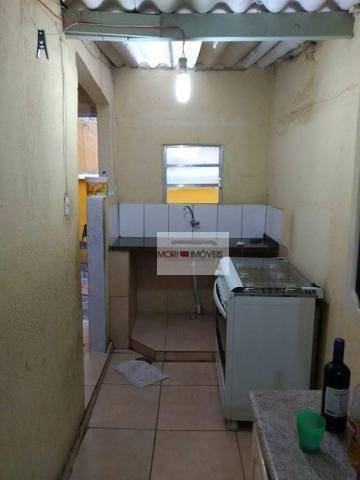casa com 2 dormitórios para alugar, 100 m² por r$ 2.000/mês - barra funda - são paulo/sp - ca0138