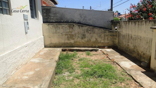 casa com 2 dormitórios para alugar, 100 m² por r$ 750,00/mês - jardim guaçu-mirim iii - mogi guaçu/sp - ca0694