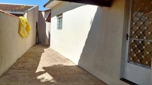 casa com 2 dormitórios para alugar, 100 m² por r$ 850/mês - jardim novo i - mogi guaçu/sp - ca1413