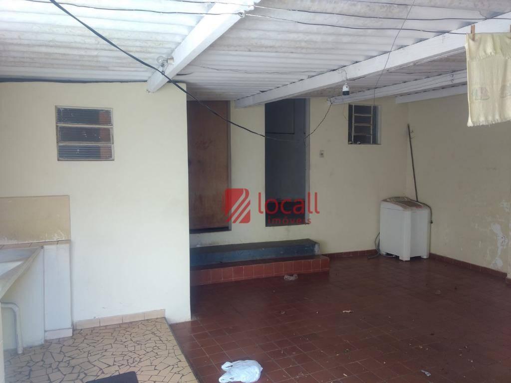 casa com 2 dormitórios para alugar, 114 m² por r$ 2.500/mês - boa vista - são josé do rio preto/sp - ca1772