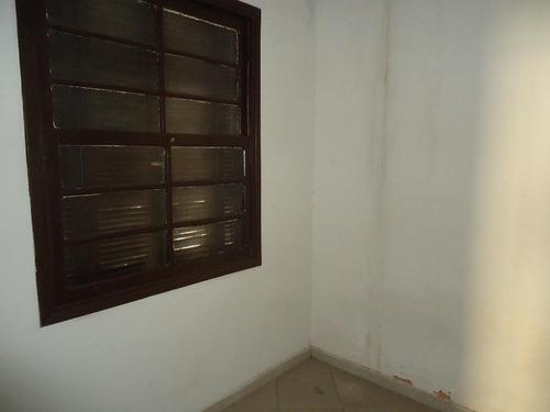 casa com 2 dormitórios para alugar, 120 m² por r$ 1.200/mês - centro - piracicaba/sp - ca0412