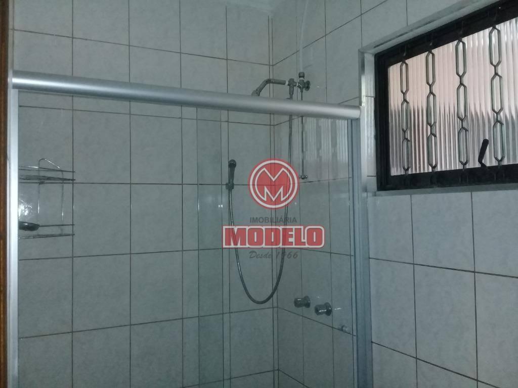 casa com 2 dormitórios para alugar, 125 m² por r$ 1.200/mês - vila monteiro - piracicaba/sp - ca2779