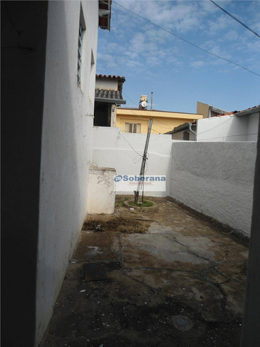 casa com 2 dormitórios para alugar, 136 m² por r$ 3.000/mês - jardim nossa senhora auxiliadora - campinas/sp - ca2581