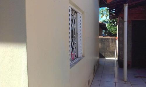 casa com 2 dormitórios para alugar, 150 m² por r$ 1.150/mês - jardim fantinato - mogi guaçu/sp - ca1207