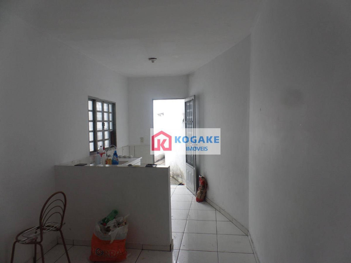 casa com 2 dormitórios para alugar, 36 m² por r$ 800,00/mês - jardim são dimas - são josé dos campos/sp - ca2443
