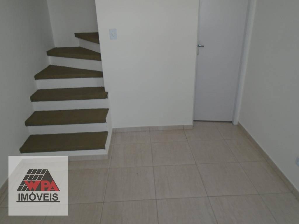 casa com 2 dormitórios para alugar, 45 m² por r$ 1.000,00/mês - jardim capuava - nova odessa/sp - ca2817