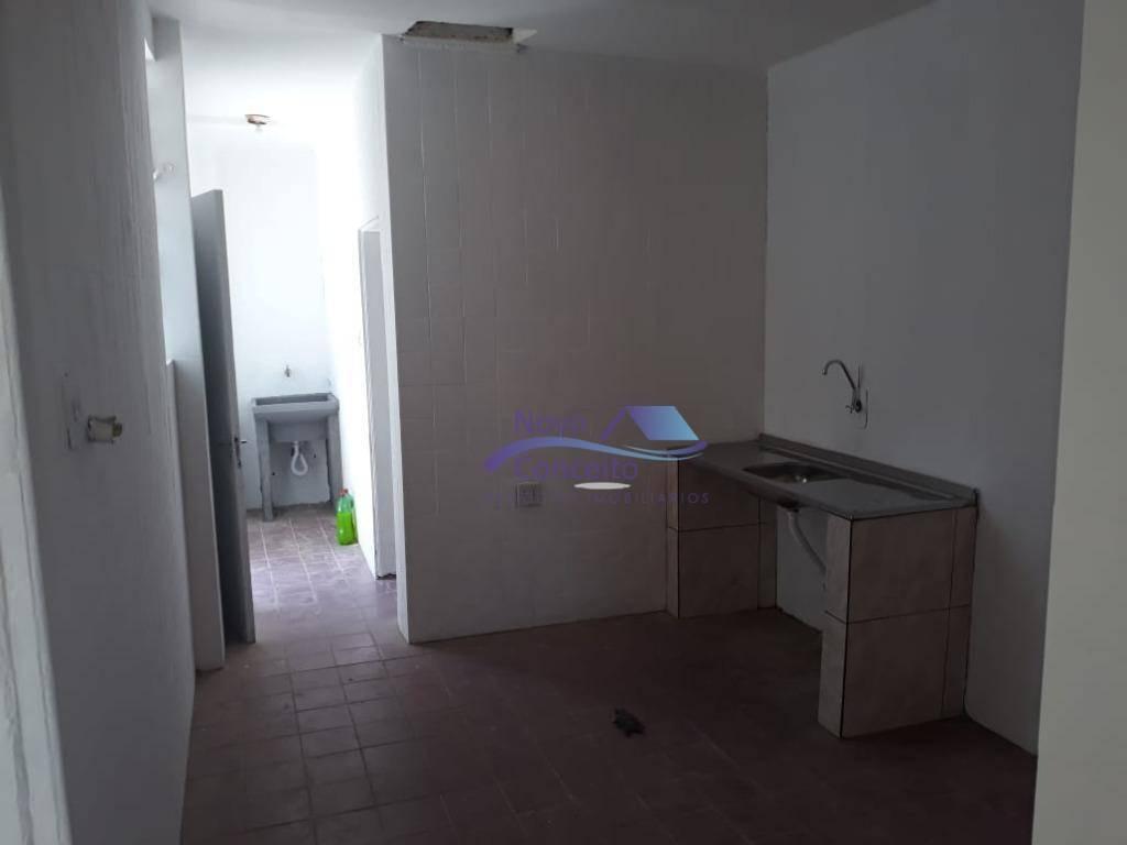 casa com 2 dormitórios para alugar, 45 m² por r$ 1.200,00/mês - jardim novo carrão - são paulo/sp - ca0060
