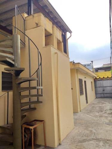 casa com 2 dormitórios para alugar, 50 m² por r$ 1.850/mês - ipiranga - são paulo/sp - ca0123