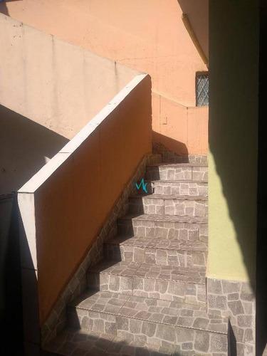 casa com 2 dormitórios para alugar, 70 m² por r$ 1.000/mês - campo grande - rio de janeiro/rj - ca0429