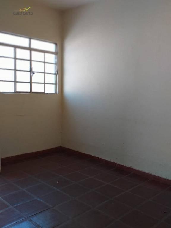 casa com 2 dormitórios para alugar, 70 m² por r$ 580,00/mês - jardim hedy - mogi guaçu/sp - ca1245