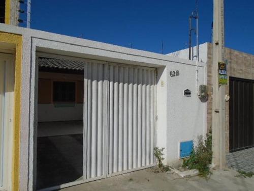 casa com 2 dormitórios para alugar, 70 m² por r$ 599/mês  rua 8, 621 - cágado - maracanaú/ce - ca0420