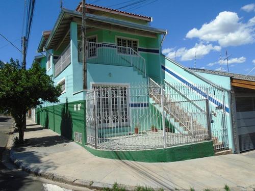 casa com 2 dormitórios para alugar, 70 m² por r$ 830/mês - santa terezinha - piracicaba/sp - ca0873