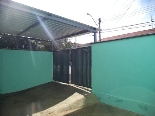 casa com 2 dormitórios para alugar, 70 m² por r$ 950/mês - santa terezinha - piracicaba/sp - ca0956