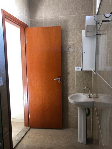 casa com 2 dormitórios para alugar, 75 m² por r$ 1.100/mês - santa terezinha - piracicaba/sp - ca3130