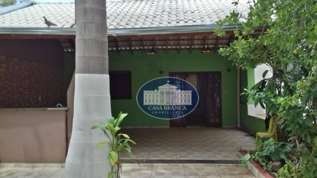 casa com 2 dormitórios para alugar, 80 m² por r$ 1.200/mês - são joaquim - araçatuba/sp - ca1061
