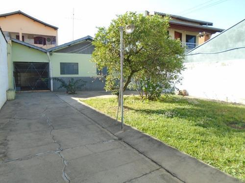 casa com 2 dormitórios para alugar, 80 m² por r$ 750,00/mês - iaa - piracicaba/sp - ca3135
