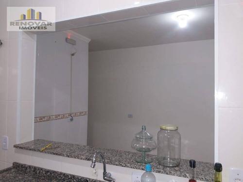 casa com 2 dormitórios para alugar, 96 m² por r$ 1.200/mês - vila são paulo - mogi das cruzes/sp - ca0368