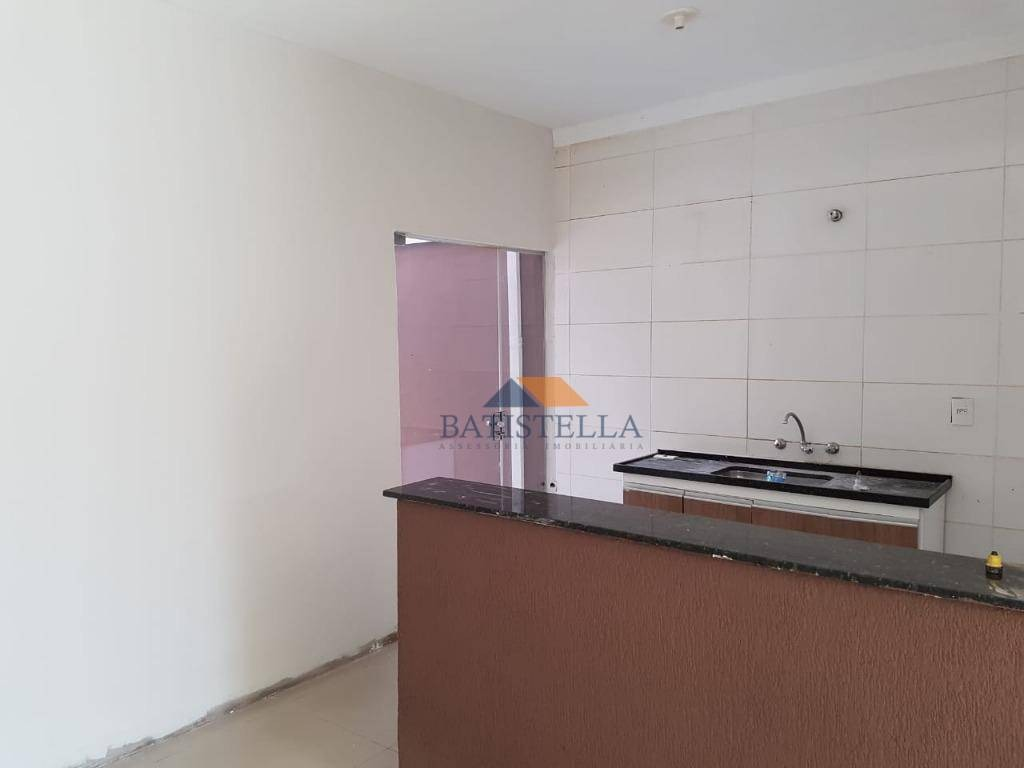 casa com 2 dormitórios para alugar por r$ 1.100/mês - parque residencial aeroporto - limeira/sp - ca0964