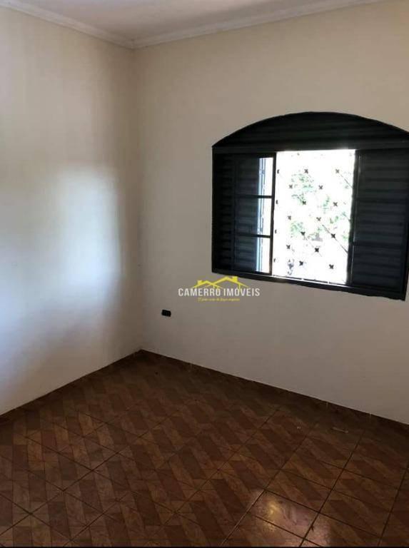 casa com 2 dormitórios para alugar, por r$ 980/mês - morada do sol - americana/sp - ca2314