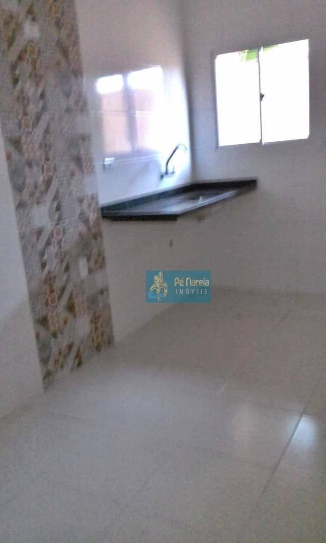 casa com 2 dormitórios para alugar por r$ 990,00/mês - tude bastos (sítio do campo) - praia grande/sp - ca0081