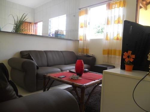 casa com 2 dormitórios sendo 1 suíte!!! quintal amplo  - 3226