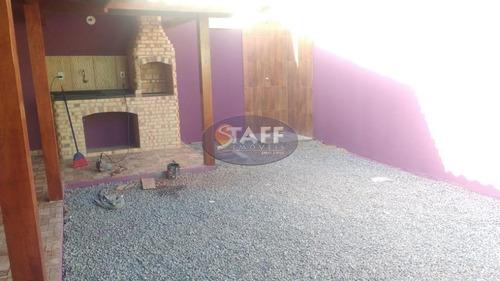 casa com 2 dormitórios, sendo 1 suíte à venda por r$ 165.000 -unamar (tamoios) - cabo frio/rj - ca0971