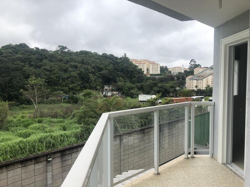 casa com 2 dormitórios suítes à venda, 94 m² por r$ 500.000 - vila d'este - cotia/sp - ca3015