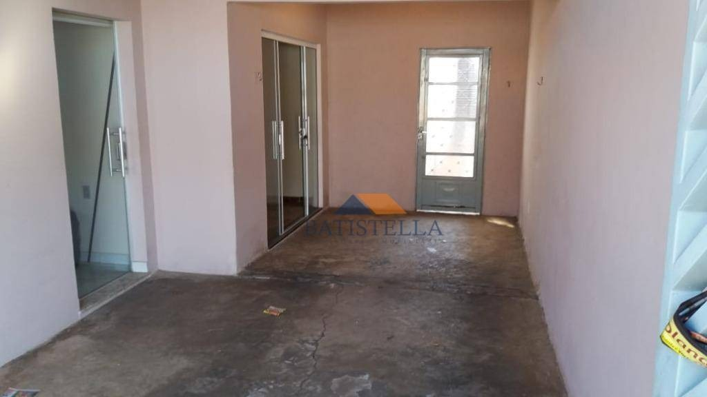 casa com 2 dormitórios à venda, 100 m² por r$ 200.000 - parque residencial belinha ometto - limeira/sp - ca1002