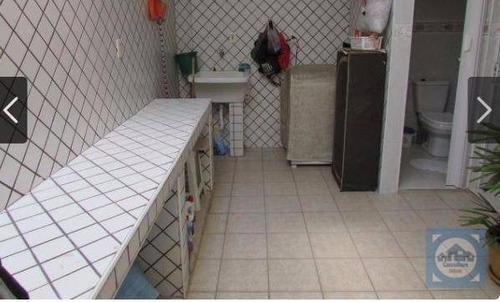 casa com 2 dormitórios à venda, 100 m² por r$ 419.000,00 - vila valença - são vicente/sp - ca0747