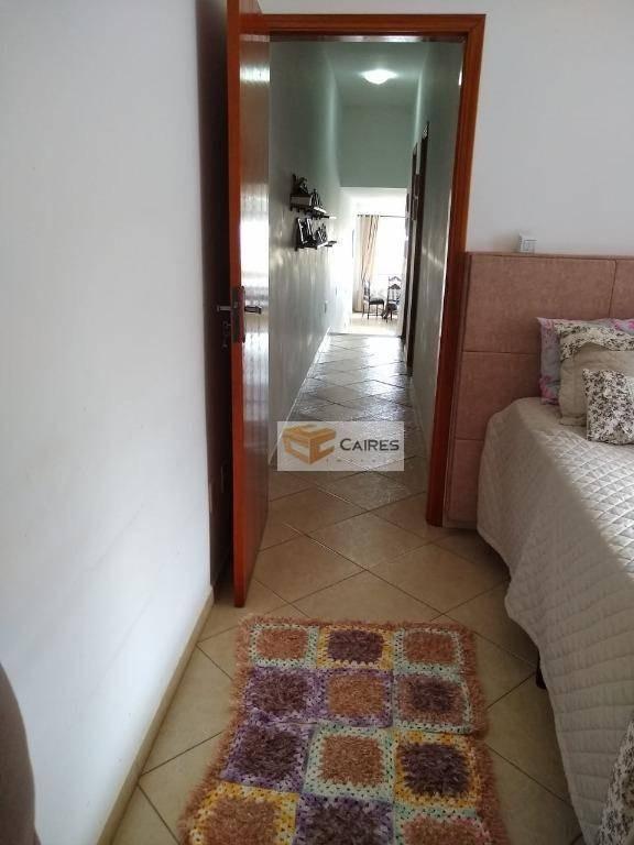 casa com 2 dormitórios à venda, 109 m² por r$ 480.000,00 - parque jambeiro - campinas/sp - ca2679