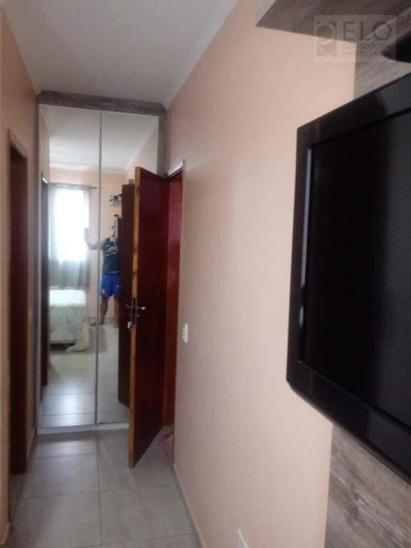 casa com 2 dormitórios à venda, 110 m² por r$ 490.000 - ca0336