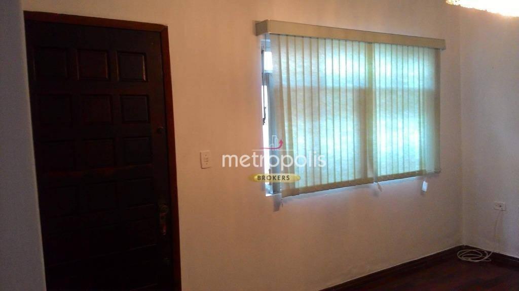 casa com 2 dormitórios à venda, 113 m² por r$ 320.000 - vila camilópolis - santo andré/sp - ca0400