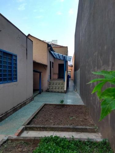 casa com 2 dormitórios à venda, 116 m² de construção, 227 m² de terreno - centro - jundiaí/sp - ca0683