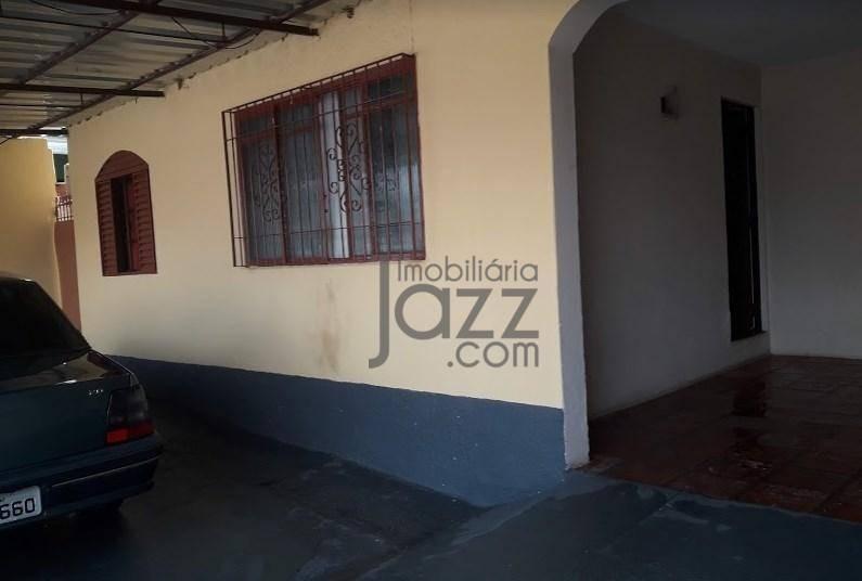 casa com 2 dormitórios à venda, 118 m² por r$ 310.000,00 - conjunto habitacional padre anchieta - campinas/sp - ca5500